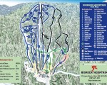 2017-18 Big Rock Trail Map