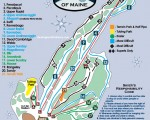 2004-05 Black Mountain Trail Map