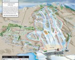 2014-15 Camden Snow Bowl Trail Map