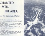 1970-71 Enchanted Mountain Trail Map