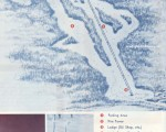 1960s Mt. Agamenticus Trail Map