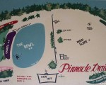 2017-18 Pinnacle Trail Map