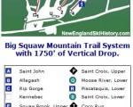 2003-04 Big Squaw Trail Map