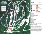 2014-15 Big Squaw Trail Map