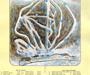 1971-72 Brodie Trail Map