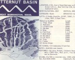 1968-69 Butternut Trail Map