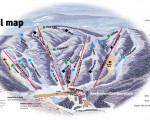 2002-03 Ski Butternut Trail Map
