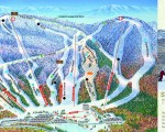 2013-14 Ski Butternut Trail Map