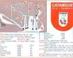1964-65 Catamount Trail Map