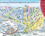 2003-04 Jiminy Peak Trail Map