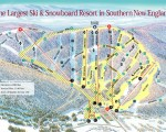 2013-14 Jiminy Peak Trail Map
