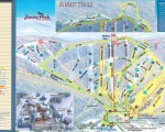 2014-15 Jiminy Peak Trail Map