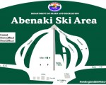 2018-19 Abenaki Trail Map
