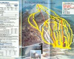 1985-86 Attitash Trail Map