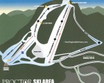 2017-18 Proctor Ski Area Trail Map