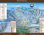 2009-10 Bretton Woods Trail Map