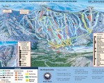 2010-11 Bretton Woods Trail Map