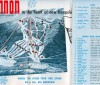 Late 1960s Cannon Mountain Trail Map