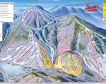 2010-11 Cannon Mountain Trail Map