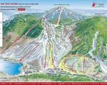 2015-16 Cannon Mountain Trail Map