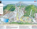 2016-17 Cannon Mountain Trail Map
