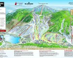 2019-20 Cannon Mountain Trail Map
