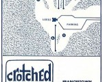 1967-68 Crotched Mountain Trail Map