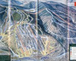 1997-98 Loon Trail Map