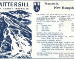 1964-65 Mittersill Trail Map