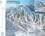 2018-19 Pats Peak Trail Map