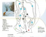 1985-86 Whaleback Trail Map