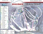 2018-19 Whaleback Trail Map