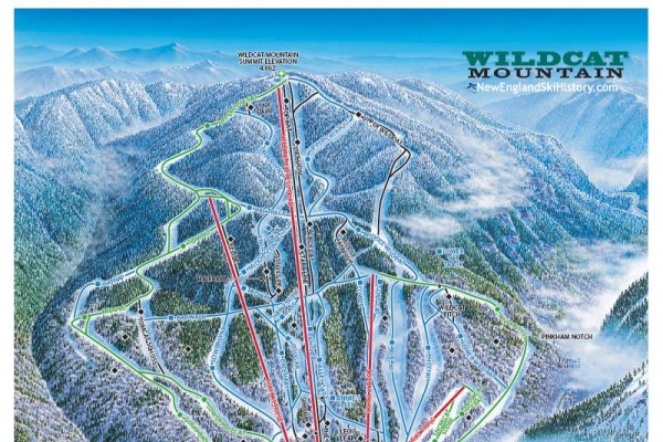 2020-21 Wildcat Trail Map