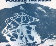 1969-70 Ascutney trail map