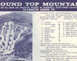 1968-69 Round Top Trail Map