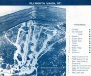 1969-70 Roundtop trail map