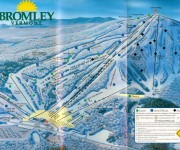 1995-96 Bromley Trail Map
