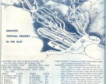 1964-65 Glen Ellen Trail Map