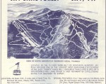 1968-69 Jay Peak Trail Map