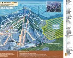 2004-05 Jay Peak trail map