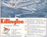 1964-65 Killington Trail Map