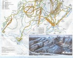 1986-87 Killington Trail Map