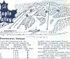 1967-68 Maple Valley Ski Area Trail Map