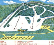 Early 1970s Maple Valley Trail Map