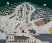 2012-13 Quechee Trail Map
