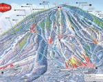 2017-18 Stratton Trail Map