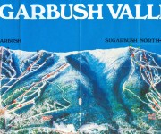 1981-82 Sugarbush Trail Map
